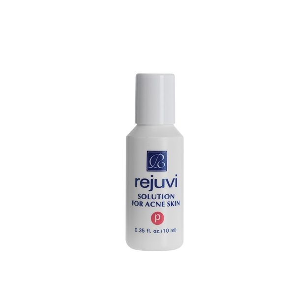 "REJUVI ""p"" Solution For Acne Skin Akne Kurutucu Solüsyon"